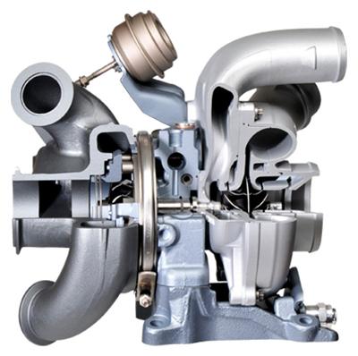 Super C en E Turbochargers, de turbo specialisten voor zowel een nieuwe JA-02