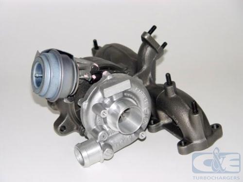 turbo 454232-0004