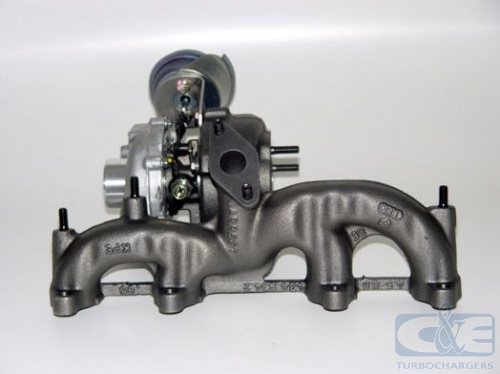 turbo 454232-0005