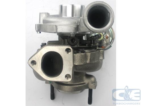 turbo 704361-5006S