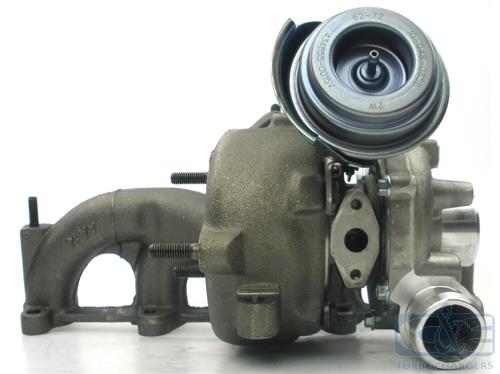 turbo 713672-0005