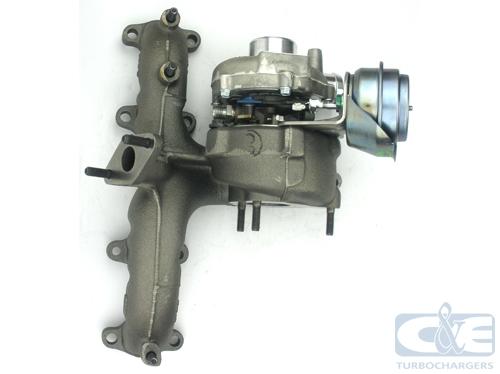 turbo 713672-5006S