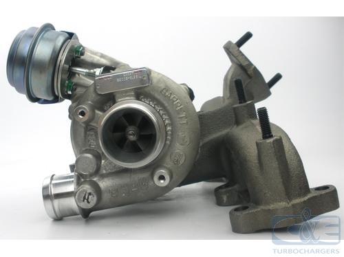 turbo 713673-5006S