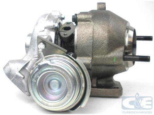 turbo 750431-5009S