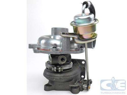 turbo RHF4-VICQ